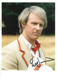 Peter Davison ''the fifth doctor''